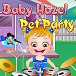 Baby Hazel: Pet Party